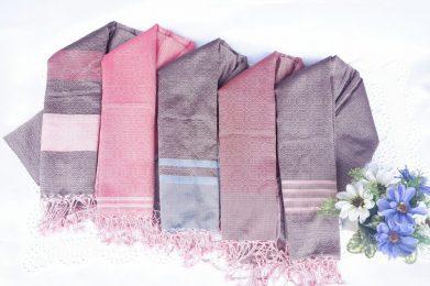 ผ้าทอร่มไทร เกาะยอ จ.สงขลา