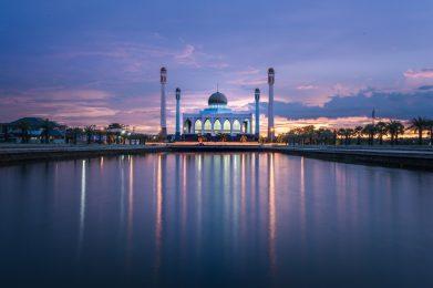 มัสยิดกลางสงขลา Central Mosque of Songkhla Province